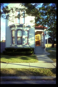 19th-century home, Ann Arbor, Mich.